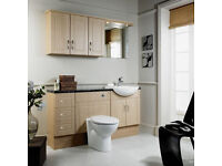 bathroom furniture brand new in boxes £12 each