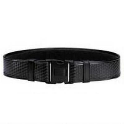 Bianchi 22127 7950 Black Basketweave Accumold Elite Duty Belt Large 40-46