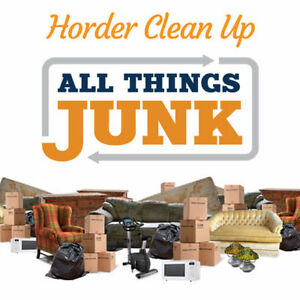 Junk Removal -- All Things Junk -- We Do All The Work!! Windsor Region Ontario image 7
