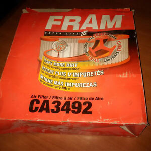Fram Air Filter Chevy Blazer Suburban Chevrolet C10 Truck CA3492