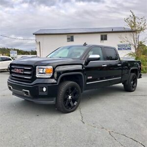 2015 GMC Sierra 1500 SLT ALL TERRAINw/nav/heated seats/bluetooth