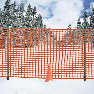 Snow & Barrier Fence Clearance Sale