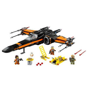 735pcs Star Wars Poe's X-Wing Fighter - Lego Compatible