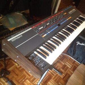 Roland Juno 106 - Fully Serviced and Overhauled - Analog Synth