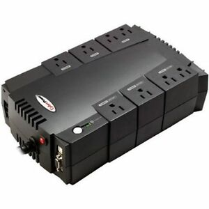 Cyberpower CP550SL AE550 UPS - 550VA/330W 8-Outlet $45 West Island Greater Montréal image 1