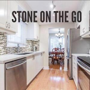 Kitchen & Vanity Counter Tops