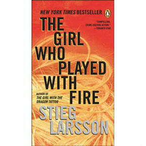 The girl who payed with fire novel