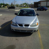 2004 Pontiac Grand Am Sedan Cert/E-test