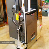 Furnaces & Air Conditioners - No Credit Checks (RENT TO OWN)