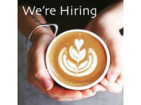 Juice bar & Barista staff required £500pw