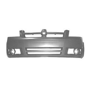 NEW PAINTED 2008-2010 DODGE GRAND CARAVAN FRONT BUMPERS