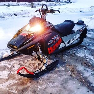 """Smmer special **Skidoo Summit 600 SDI 144""""**"""