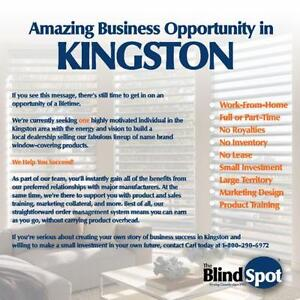 Too young to retire? A dealership opportunity in Kingston