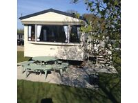 Lincolnshire static caravan