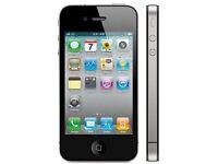 APPLE IPHONE 4S 32GB EE + CHARGER + EARPHONES