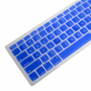 APPLE KEY COVERS-ALL COLOURS AVAILABLE. fits Air & Pro