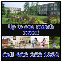 Up to 1month FREE in ACADIA, corner of Southland & Bonaventure!