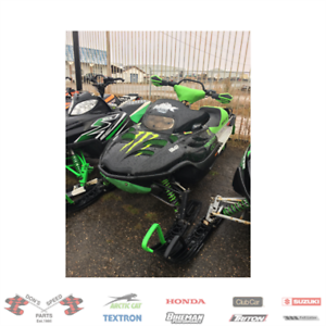 2001 Arctic Cat MOUNTAIN CAT 600 EFI LE @ DONS SPEED PARTS
