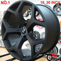 BMW X5 & X6 Winter Tires & Wheels Package at CAR KRAZE