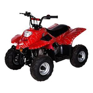 110cc ATV now starting at $549.99! Call now! 905.856.3212