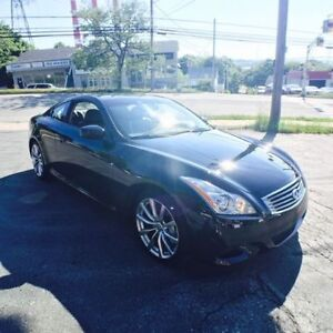 *MINT* Infiniti G37 S Coupe *LOW KM*