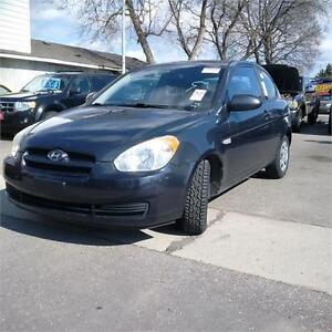 2008 Hyundai Accent GL. Certified & Emissions. Gas Miser.