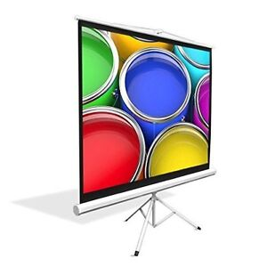 "71"" Projection Screen Écran Projection HD Video Cinema 3004"