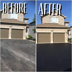 Driveway sealing; Money back Guarantee!