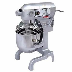 New 20qt Planetary Mixer with FREE Shipping