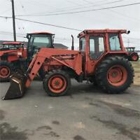 KUBOTA M8030 with Cab & Loader Moncton New Brunswick Preview