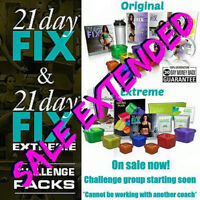 Nothing to Lose...21 Day Fix