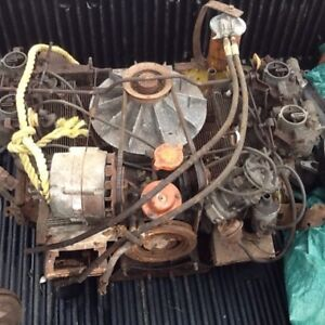 Chev v6 and 4 carbs