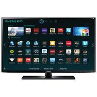 """Samsung 55"""" 1080p 120Hz LED Smart TV (UN55H6203) - AS IS"""