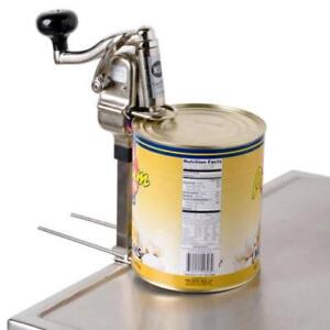 Nemco 56050-1 #1 CanPRO Side Cut Manual Can Opener - Permanent *RESTAURANT EQUIPMENT PARTS SMALLWARES HOODS AND MORE*
