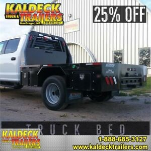25% OFF All Truck Bed Installations