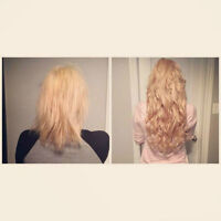 FUSION, MICRO LINK, NANO RING HAIR EXTENSION SPECIAL $249!!!!