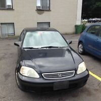 1999 Honda Civic Berline