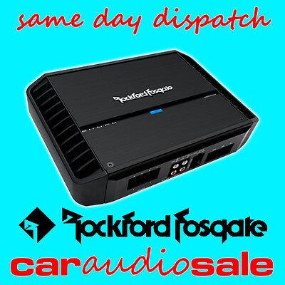 ROCKFORD FOSGATE PUNCH P500X1BD 500 WATT SUB MONO CHANNEL BASS POWER AMPLIFIER