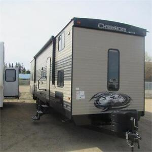 2017 Forest River RV Cherokee Destination Trailers 39RESE