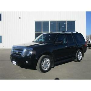 2011 Ford Expedition Limited 4x4