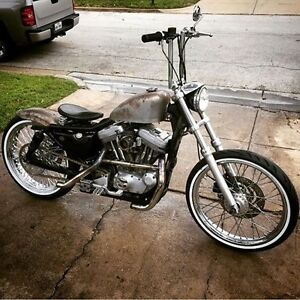 Looking for Harley sportster's