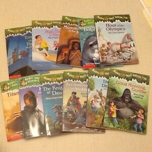 Magic Tree House all for $5.00 Cambridge Kitchener Area image 1