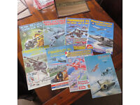 RAF Year Books and Air Show Programs