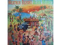 Weather Report Black Market LP for sale £5