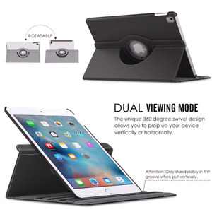 """360 Degree Rotating Cover Case for Apple iPad Pro 12.9""""(New)"""