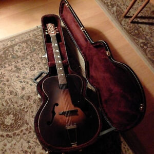 1940s Kay Archtop Restored Kent Armstrong Grovers (sell/trade)