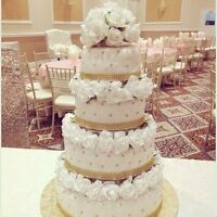 Custom Wedding Cakes - Sharna's Cake Works (Home made)