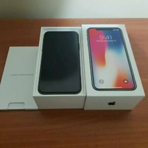 STORE SALE: Iphone X 64 GB Brand new Condition