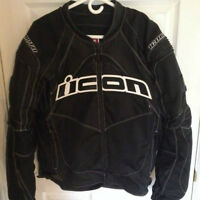 NEW Icon Contra armour jacket for sale