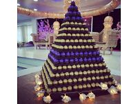 Ferrero Rocher Pyramid Hire / Chocolate Fountain Hire / Candy Floss / Popcorn Machine from £150*
